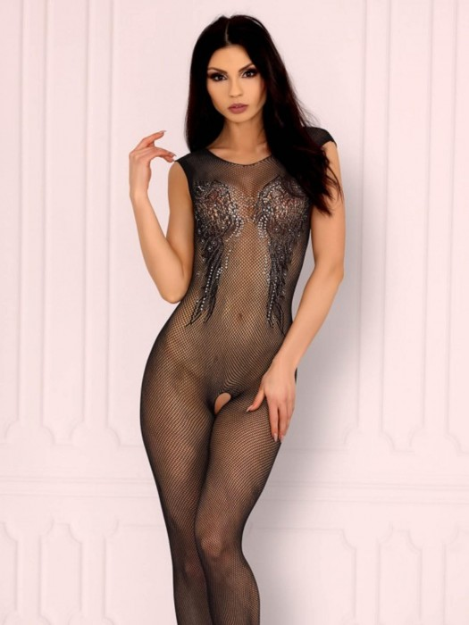 Bodystocking SARNAI black
